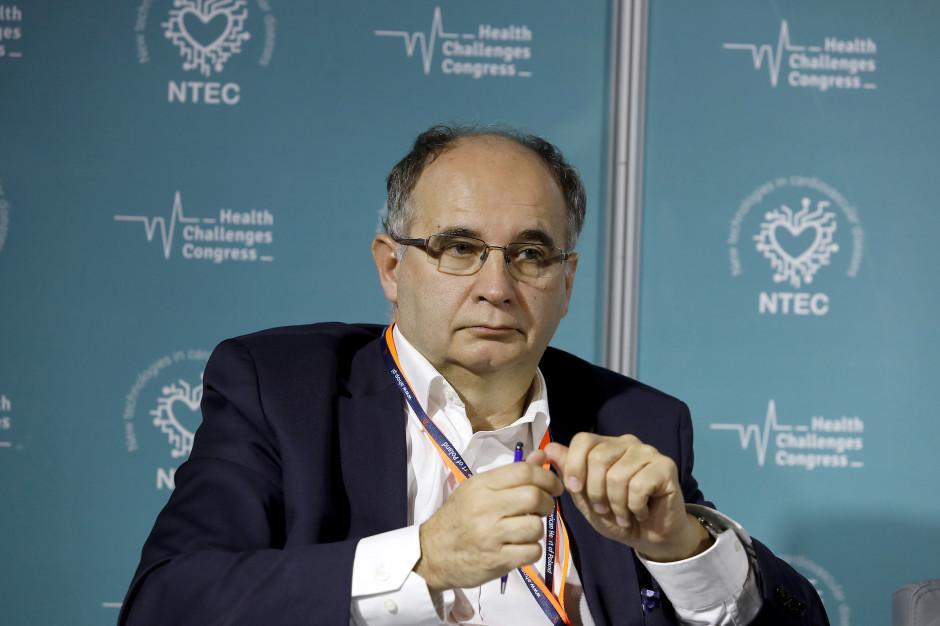 Prof. Buszman: mamy dramatycznie dużo amputacji kończyń dolnych, potrzebne leczenie kompleksowe