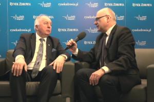 Wiceprezes NRL: na zdrowie nie można patrzeć z wyborczej, czyli żabiej perspektywy