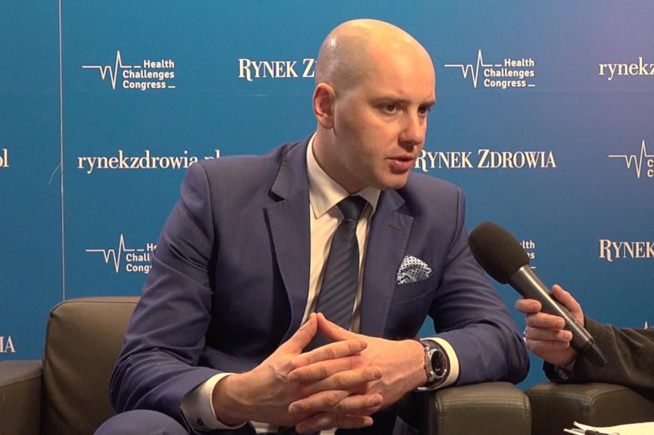 Wiceminister Gadomski o pilotażu Krajowej Sieci Onkologicznej