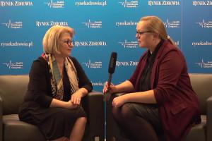 Zofia Małas: minimalne normy zatrudnienia służą bezpieczeńtwu pielęgniarek i pacjentów