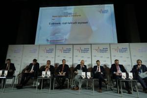 """HCC 2019: sesja """"E-zdrowie, czyli łańcuch wyzwań"""""""