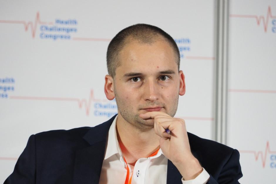 Jakub Adamski: aplikacje do map potrzeb zdrowotnych są użytecznym narzędziem