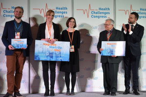 HCC 2019: relacja wideo z wręczenia nagród w Konkursie Start-Up-Med