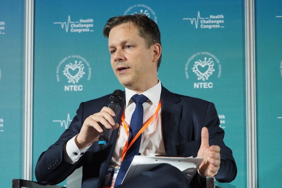 Michał Kępowicz: globalne zasoby danych w medycynie osiągają gigantyczne rozmiary