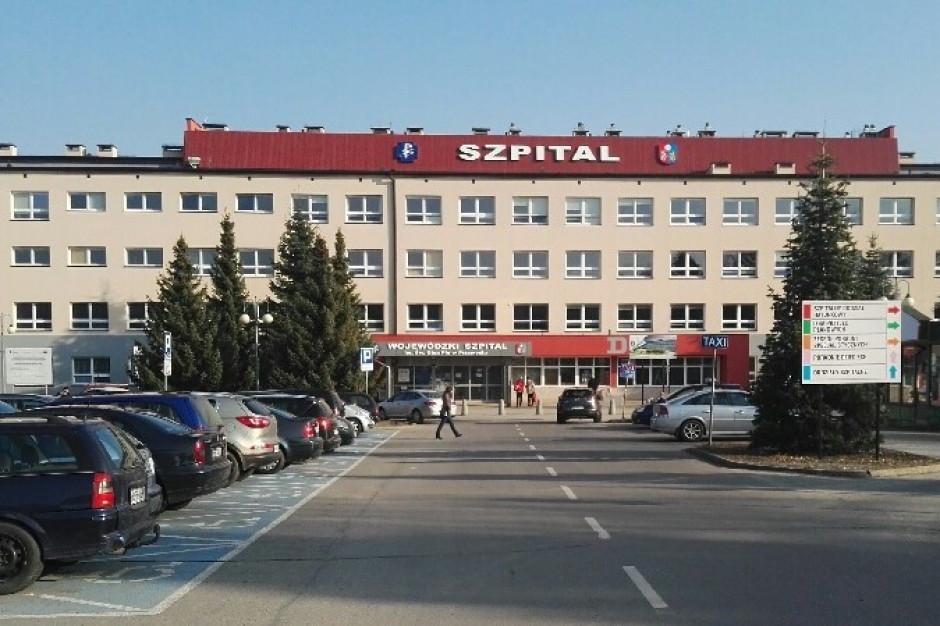 Podkarpackie: ponad 14 mln zł na inwestycje w szpitalu w Przemyślu