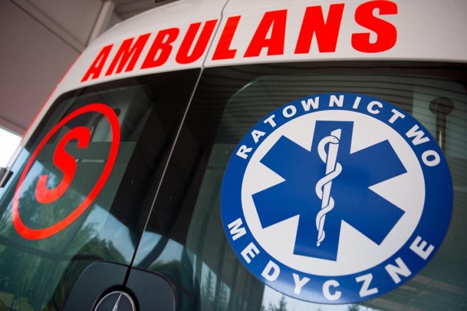 Resort zdrowia skierował do konsultacji projekt ustawy o zawodzie ratownika medycznego