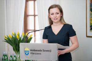 Studentka pielęgniarstwa z Nagrodą Królowej Szwecji