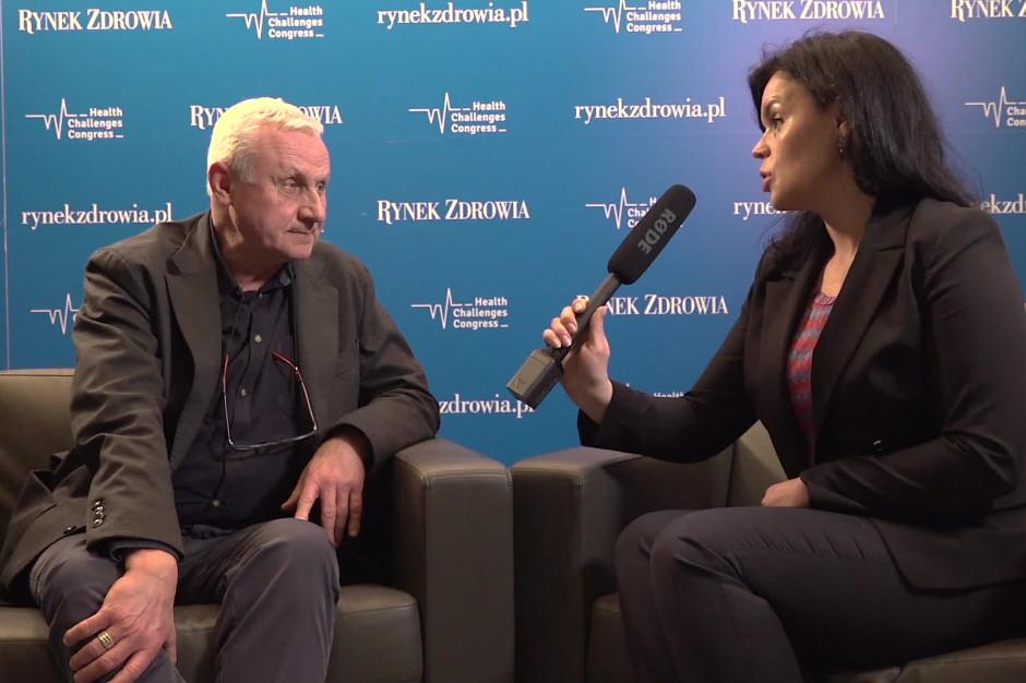 Prof. Książyk: leczenie żywieniowe jest jednym z równoprawnych elementów terapii