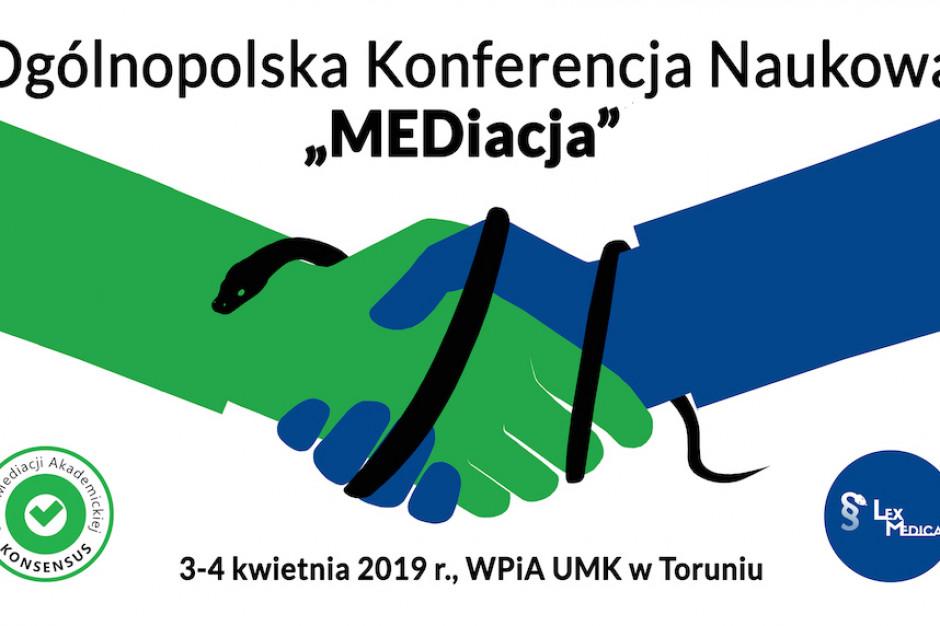 "Ogólnopolska Konferencja Naukowa ""MEDiacja"""