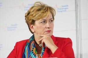 Wiceminister zdrowia Józefa Szczurek-Żelazko rezygnuje ze stanowiska