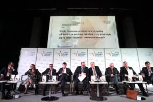 """HCC 2019: sesja """"Środki finansowe przeznaczone na opiekę zdrowotną w ostatniej dekadzie - czy przełożyły się na jakość leczenia i rokowanie chorych?"""""""