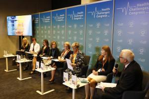"""HCC 2019: sesja """"Opieka pielęgniarska w Polsce """""""