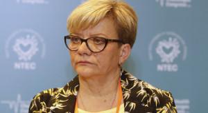 """Przewodnicząca OZZPiP o pielęgniarkach na jednodniowych """"szkoleniach"""" z obsługi respiratora"""
