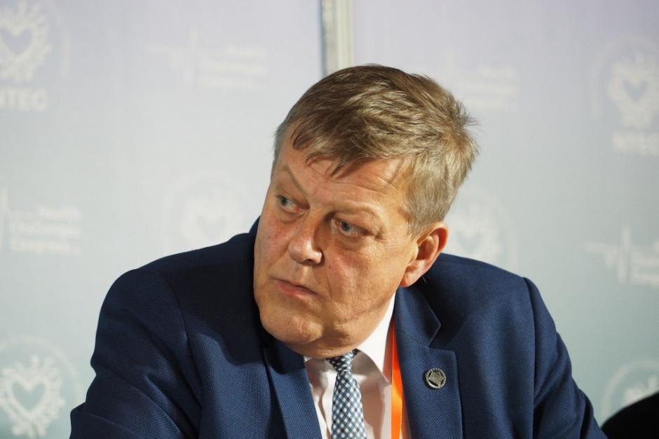 Dr Tadeusz Urban: nie spodziewam się fali powrotów polskich lekarzy do kraju