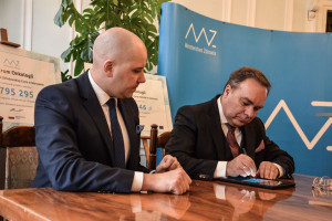 MZ: 44 mln zł dla Centrów Onkologii w Warszawie i Gliwicach