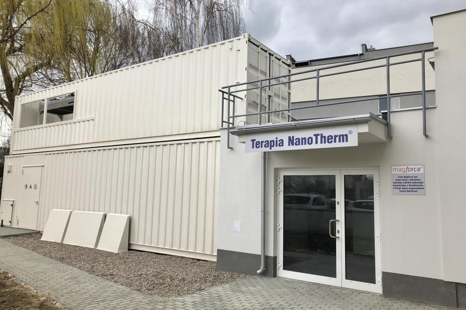 Lublin: rusza ośrodek leczenia nowotworów mózgu z terapią NanoTherm