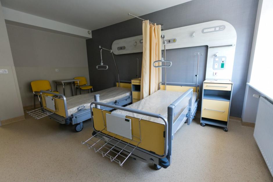 Szczecin: seniorzy będą teraz hospitalizowani w komfortowych warunkach