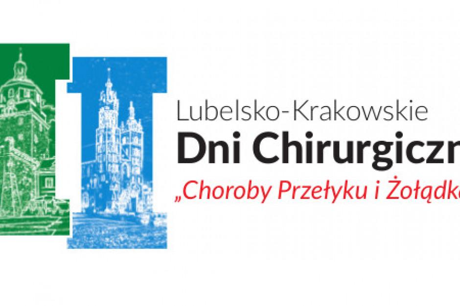 II Lubelsko-Krakowskie Dni Chirurgiczne, Choroby Przełyku i Żołądka