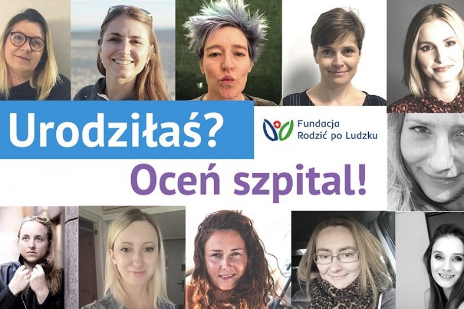 Polki ocenią porodówki, ich głos ma moc zmiany