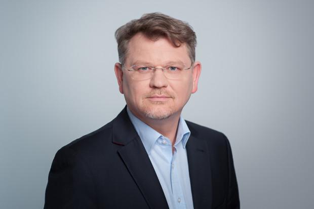 Jacek Graliński, dyrektor ds. korporacyjnych Amgen w Polsce