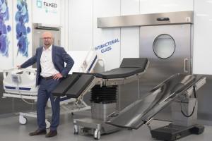 Producent sprzętu medycznego nawiązał współpracę joint venture z chińską firmą