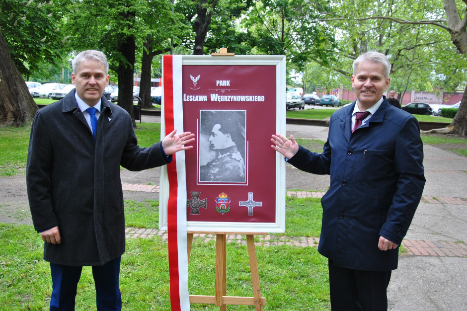 We Wrocławiu oddano lekarzowi obrońcy Lwowa. Zabiegali o to okuliści z Żar