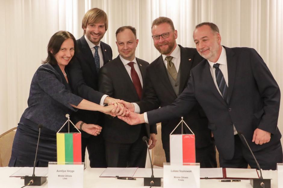 MZ: memorandum o współpracy w dziedzinie uczciwych i przystępnych cen leków podpisane