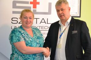 Zielona Góra: Szpital Uniwersytecki ma nową kierownik Oddziału Położniczo-Ginekologicznego
