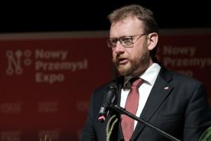 Szumowski: szpital przy ul. Banacha będzie wykonywał świadczenia ratujące życie i zdrowie