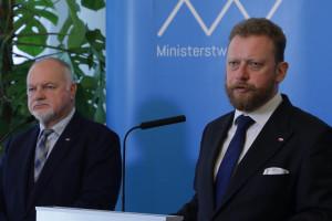 MZ o procedowanej zmianie planu finansowego NFZ o 4,1 mld zł