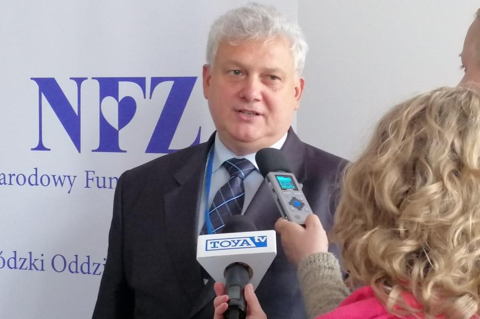 Łódzki OW NFZ otrzyma niemal 300 mln zł więcej niż gwarantował poprzedni budżet