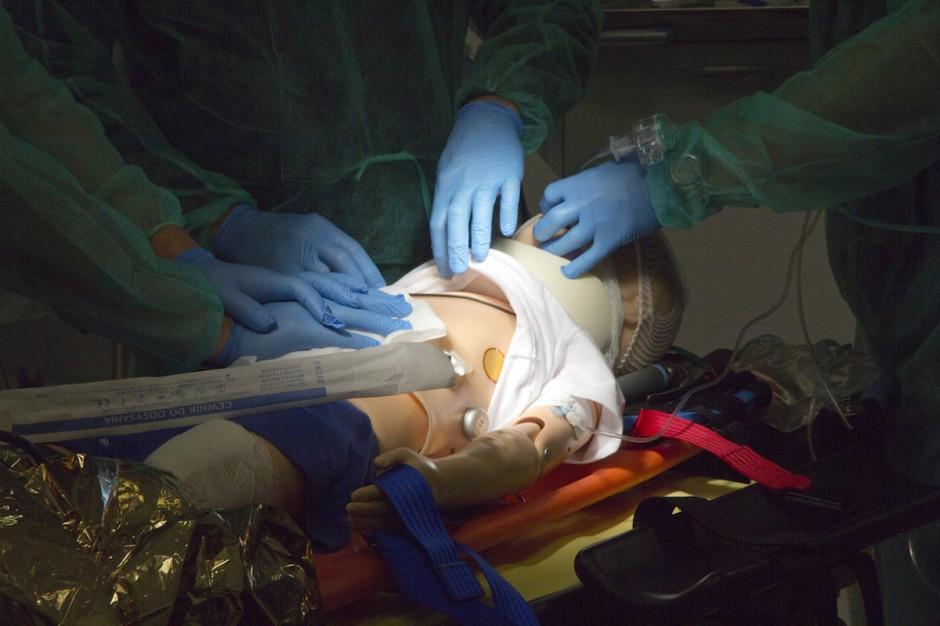 Kielce: i tu otwarto centrum symulacji medycznych