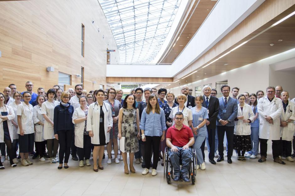 Gdańsk: dwa tysiące transplantacji nerek w Uniwersyteckim Centrum Klinicznym