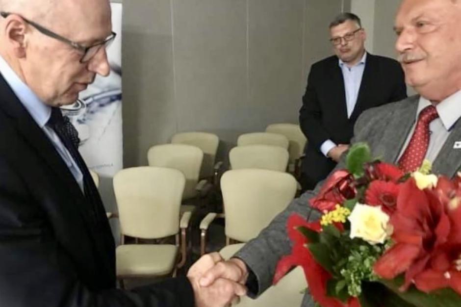 Zmiany w zarządzie Związku Szpitali Powiatowych Województwa Śląskiego
