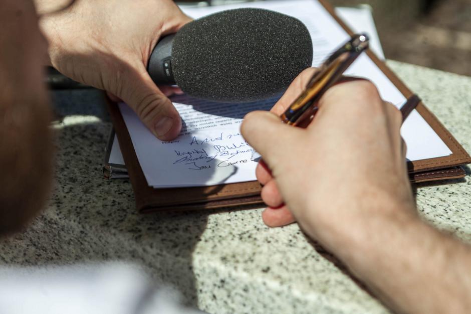 OZZL publikuje treśćpetycji złożonej w Sejmie przez protestujących lekarzy
