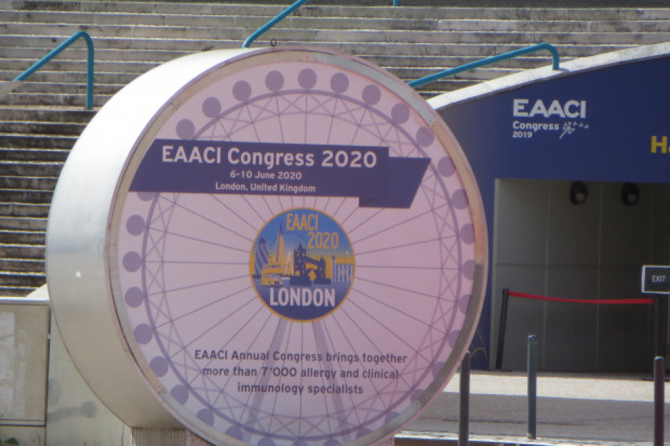 Lizbona: obradował kongres Europejskiej Akademii Alergologii i Immunologii Klinicznej