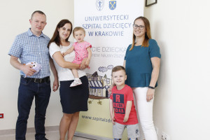 Kraków: pierwsza plastyka kciuków u dzieci z artrogrypozą