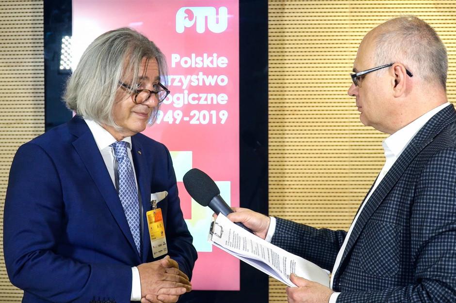 Prof. Chłosta: polska urologia ma silną pozycję w Europie i na świecie
