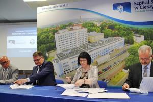 Cieszyn: praktyki dla pielęgniarek w Szpitalu Śląskim