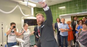 Zabrze: w SCCS otwarto nową Pracownię Elektrofizjologii i Stymulacji Serca