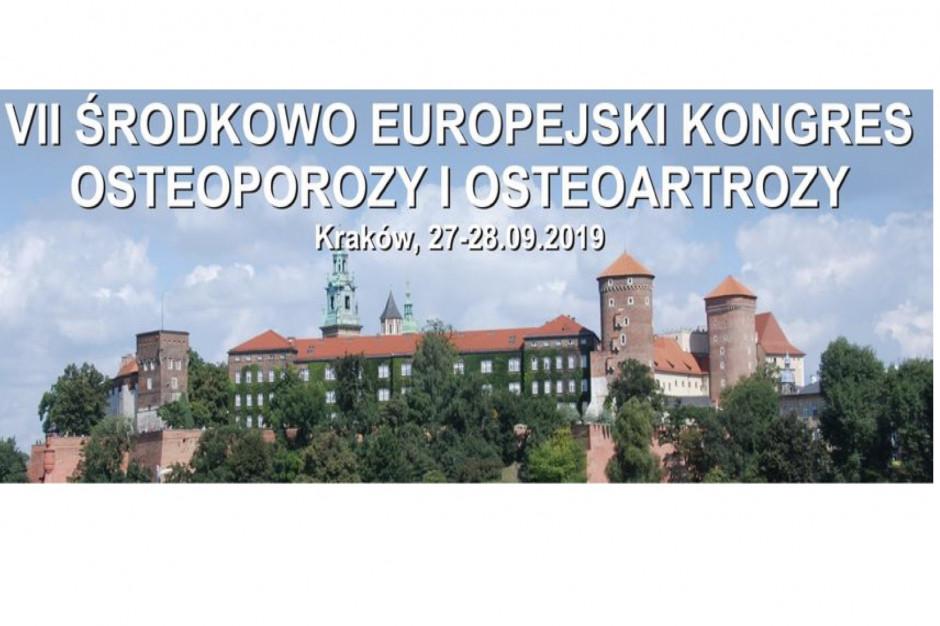 VII Środkowo-Europejski Kongres Osteoporozy i Osteoartrozy