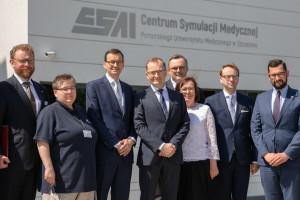 Pomorskie: ponad 590 mln zł dla uniwersytetu medycznego na rozwój i innowacje