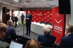 Płock: PKN Orlen wdraża program profilaktyki zdrowotnej dla mieszkańców miasta i powiatu