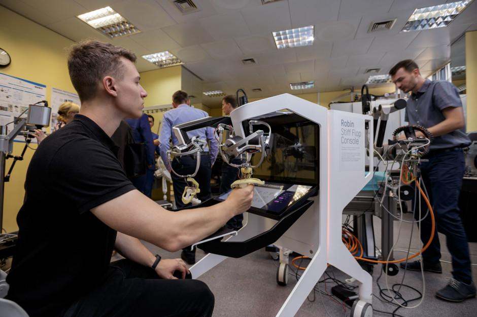 Eksperci: automatyzacja i robotyzacja kluczem do przyszłości medycyny
