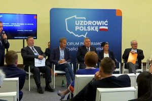Koalicja Obywatelska przedstawiła szybki pakiet naprawczy dla zdrowia