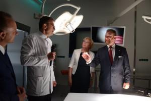 Zabrze: SOR w Szpitalu Miejski otwarty, a w planach centrum urazowe