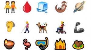 Nowe emoji reprezentują osoby z niepełnosprawnościami, będą dostępne od jesieni