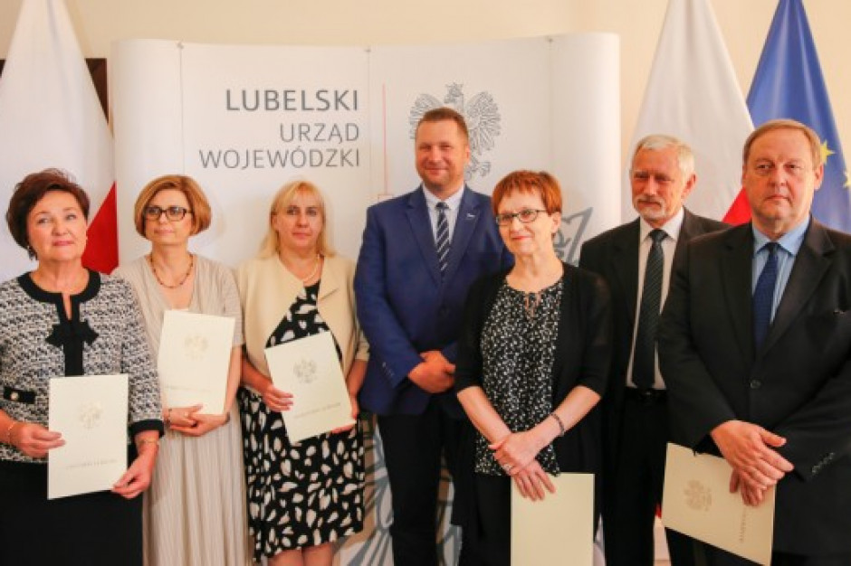 Lublin: powołano sześciu nowych konsultantów wojewódzkich