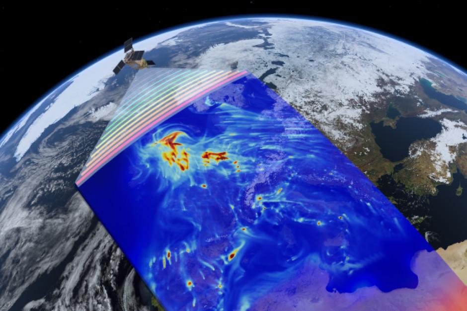 Leicester: powstaje satelitarna aplikacja monitorująca jakość powietrza