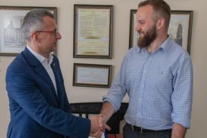 Gdańsk: dr Basiński pełnomocnikiem rektora GUMed ds. współpracy międzynarodowej